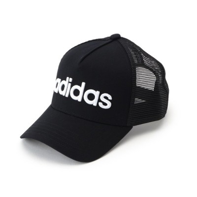 WORLD ONLINE STORE SELECT / 【adidas/アディダス】 立体刺しゅうロゴメッシュキャップ KIDS 帽子 > キャップ