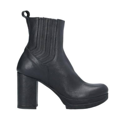 OVYE' by CRISTINA LUCCHI ショートブーツ ファッション  レディースファッション  レディースシューズ  ブーツ  その他ブーツ ブラック