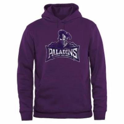 Fanatics Branded ファナティクス ブランド スポーツ用品  Furman Paladins Purple Big & Tall Classic Primary Pullover Hoodie