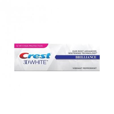 クレスト 3D ホワイト ブリリアンス 116g ホワイトニング 歯磨き粉-Crest 3D White Brilliance Toothpaste