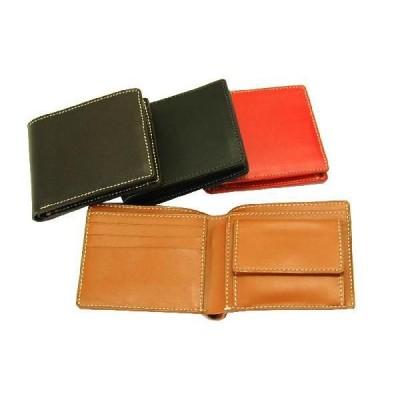 在庫処分 GS601 二つ折り財布(本体価格5,700円) 9000