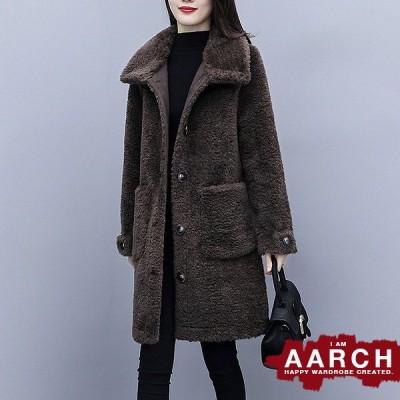 大きいサイズ レディース ファッション コート アウター ぽっちゃり おおきいサイズ あり ボアコート あったか防寒 もこもこ 可愛い  L LL 3L 4L 5L 6L 秋冬