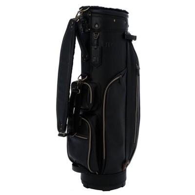 フットジョイ FJモノトーンシリーズ ゴルフバッグ(ブラック・9.0型) footjoy FB19CT1-0 返品種別A