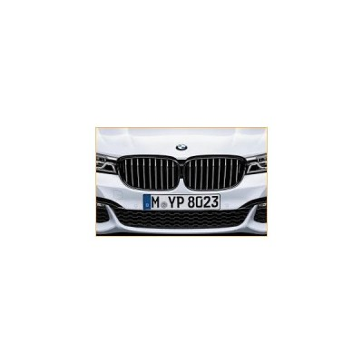 BMW M Performance Black Kidney Grilles for 7 Series G11, G12 並行輸入品
