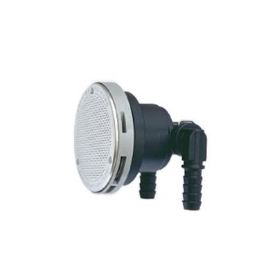カクダイ:一口循環金具(S・L兼用・マイクロバブル) 型式:415-025