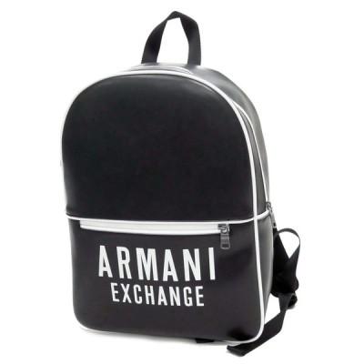 ARMANI EXCHANGE アルマーニエクスチェンジ メンズバックパック 952231 0P296 ブラック