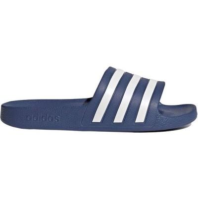 adidas 水泳 アディレッタ アクア サンダル FY8103 ブルー 23.5cm