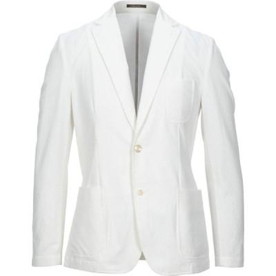 ロイヤル ロウ ROYAL ROW メンズ スーツ・ジャケット アウター blazer White