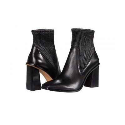 Vince Camuto ヴィンスカムート レディース 女性用 シューズ 靴 ブーツ アンクル ショートブーツ Dasta - Black