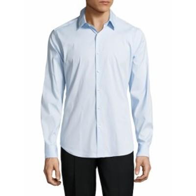 セオリー メンズ カジュアル ボタンダウンシャツ Sylvain Shirt