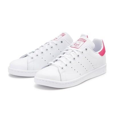 レディース adidas アディダスオリジナルス STAN SMITH J スタンスミス B32703 WHITE/WHITE