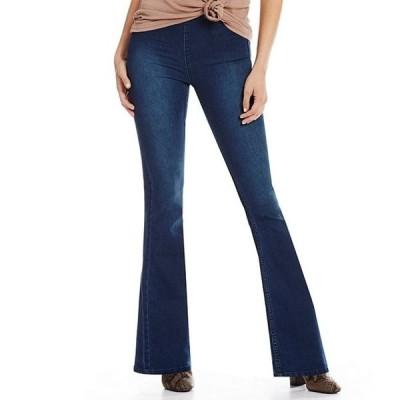 フリーピープル レディース デニムパンツ ボトムス We the Free Gummy Flared Pull-On Jeans