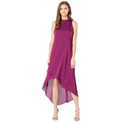 ビーシービージーマックスアズリア レディース ワンピース トップス Asymmetrical Hem Sleeveless Dress