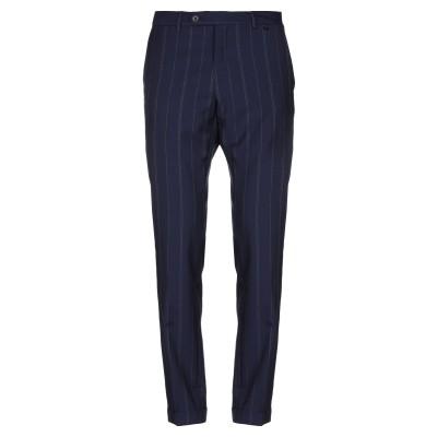 パオローニ PAOLONI パンツ ブルー 52 バージンウール 100% パンツ