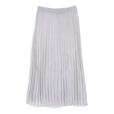 titivate / シャイニープリーツスカート WOMEN スカート > スカート