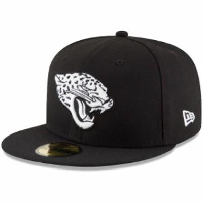 New Era ニュー エラ スポーツ用品  New Era Jacksonville Jaguars Black B-Dub 59FIFTY Fitted Hat