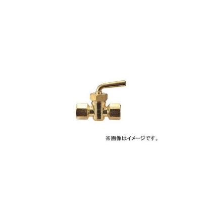 右下精器製造/MIGISHITA メートルコックBS3/8 MC31(3260305) JAN:4548339011435