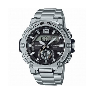 CASIO G-SHOCK G-STEEL GST-B300SD-1AJF ソーラー腕時計 Bluetooth スマートフォンリンク 国内正規品