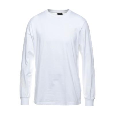 ディーゼル DIESEL T シャツ ホワイト XXS コットン 100% T シャツ