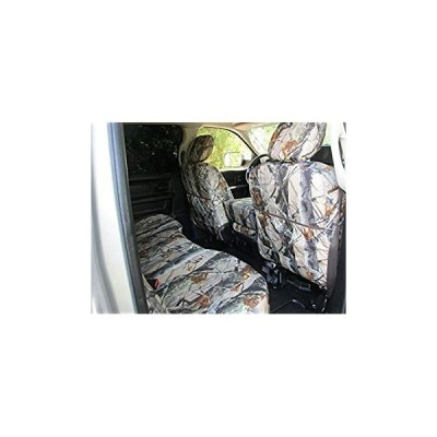 Durafit Seat Covers, Seat Covers Made in XD3 Camo Endura for 2013-2018