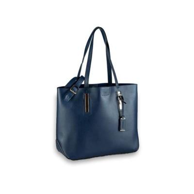 ルルギフト LULUGIFT レディース トートバッグ バッグ Lulumono Cherry Blossom 2 in 1 Set Tote Sling Bag Blue