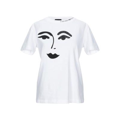 エンポリオ アルマーニ EMPORIO ARMANI T シャツ ホワイト 44 コットン 100% T シャツ