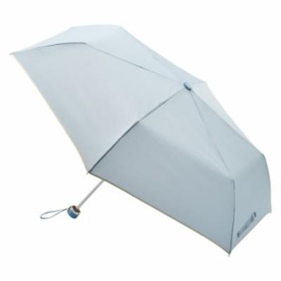 耐風式軽量ミニ傘 ブルー (6231)