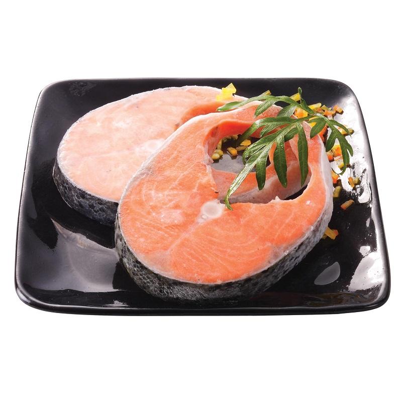 智利鮭魚切片500g