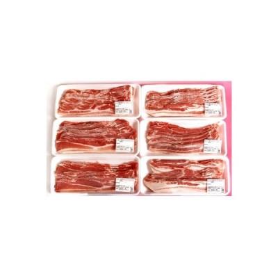 曽於市 ふるさと納税 豚バラスライス 1.8kg
