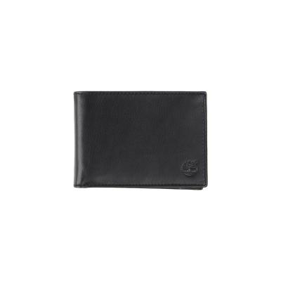 ティンバーランド TIMBERLAND 財布 ブラック 革 財布