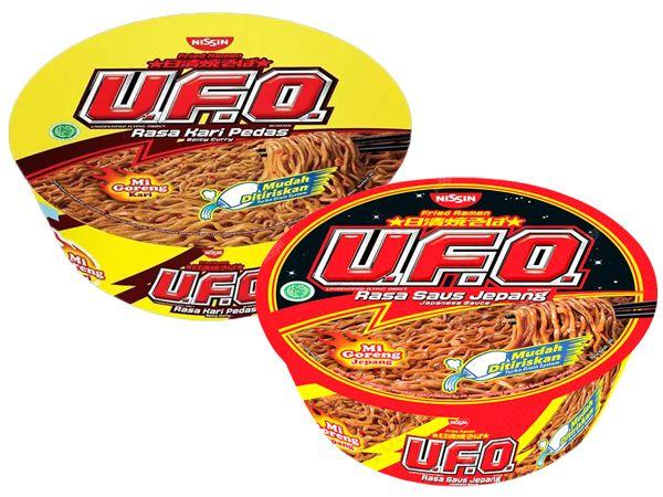 日清~UFO炒麵 香辣咖哩/日式醬油 風味碗麵(88g) 款式可選【DS000679】