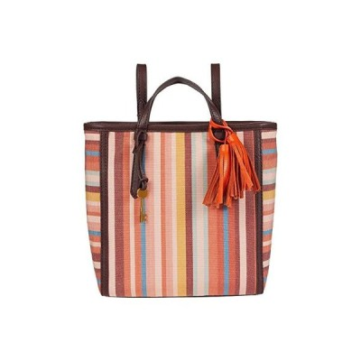 フォッシル Camilla Small Backpack レディース バックパック リュックサック Vintage Orange