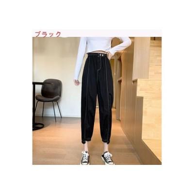 【送料無料】夏 レディース 韓国風 ファッション ハイウエスト 着やせ ルース 明 線 | 364331_A63437-7341930