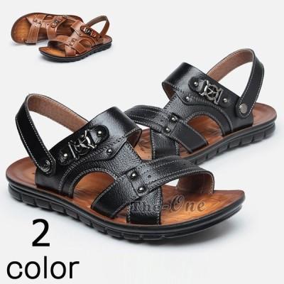 サンダル メンズ靴 シューズ メンズ 水陸両用 サボサンダル メンズシューズ アウトドア 夏 涼しい 通気 2019 新作