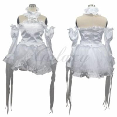 ローゼンメイデン 雪華綺晶 きらきしょう ワンピース コスプレ衣装(cc2326)