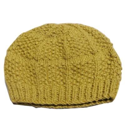 帽子 ネパールウール・ニットキャップ33 クリックポスト選択 送料200円
