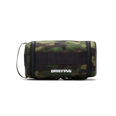 (BRIEFING/ブリーフィング)【日本正規品】 ブリーフィング ゴルフ BRIEFING GOLF ポーチ BOX POUCH GOLF ボックスポーチ BRG191A15/ユニセックス グリーン