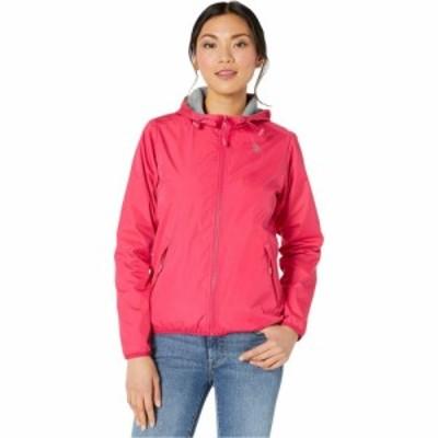 ユーエスポロアッスン U.S. POLO ASSN. レディース ジャケット アウター Reversible Jacket Tivoli Pink #