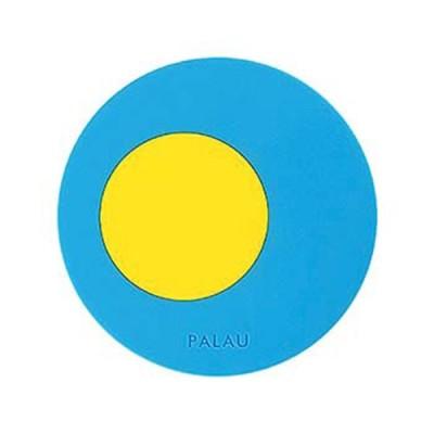 ワールドフラッグコースター パラオ 028892
