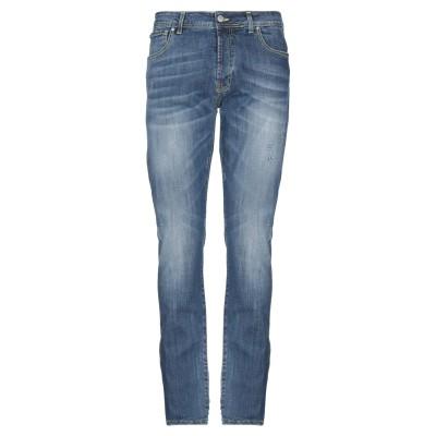 LIU •JO MAN ジーンズ ブルー 42 コットン 98% / ポリウレタン 2% ジーンズ