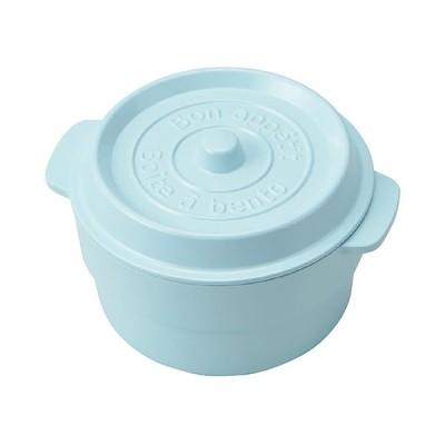 弁当箱 ココポット ミニ マーメイドブルー 250ml(T-86378) 竹中