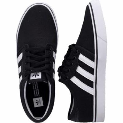 アディダス Adidas メンズ スニーカー シューズ・靴 - Seeley Core Black/FTW White/Gum - Shoes black