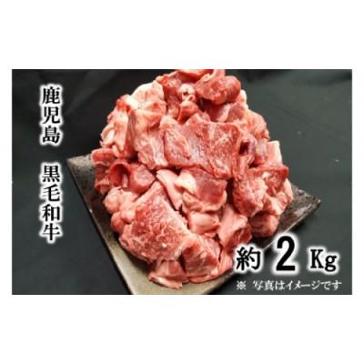 黒毛和牛(牛すじ約2kg)