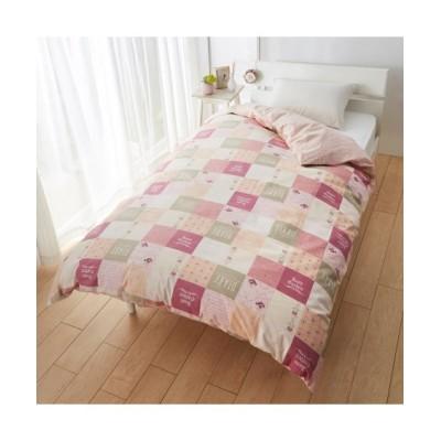 綿100%掛カバー(パッチワーク柄) 掛け布団カバー, Bedding Duvet Covers(ニッセン、nissen)