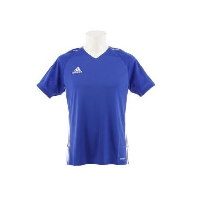 アディダス(adidas) サッカー ウェア メンズ 半袖 Tシャツ TIRO17ユニフォーム BUJ02-BK5439 (メンズ)