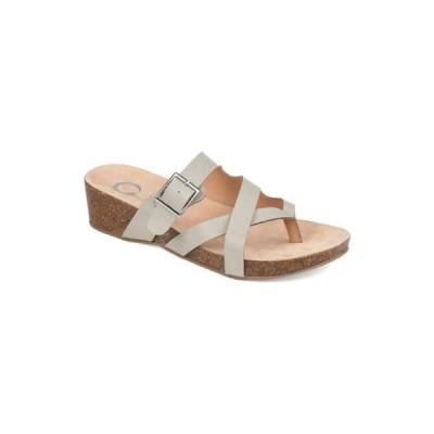 ジュルネ コレクション レディース サンダル シューズ Madrid Wedge Sandals