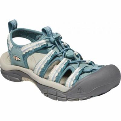 キーン KEEN レディース サンダル・ミュール シューズ・靴 Keen Newport H2 Sandal North Atlantic/Chinois Green