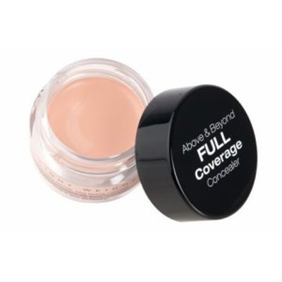 NYX Above&Beyond Full Coverage Concealer Jar /NYX フルカバーコンシーラー 色[02 Fair フェア]