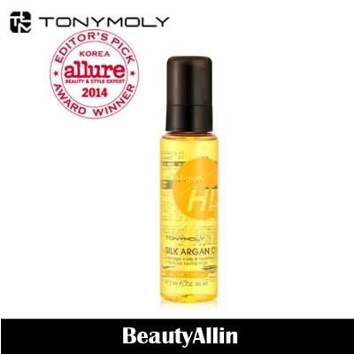 Tonymoly トニーモリー - Make HD Silk Argan Oil 85ml / 韓国コスメ