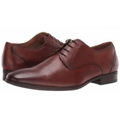 Steve Madden スティーブマデン メンズ 男性用 シューズ 靴 オックスフォード 紳士靴 通勤靴 Dasher Oxford Tan Leather【送料無料】